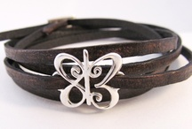 "I Love You Bracelets / 813 Means ""I love you""...8 Letters, 3 Words, 1 Meaning.  The 1 is in the middle because love is the center of everything.®  We formed the numbers 8-1-3 into a butterfly so that love can take flight.  