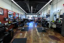 Our Barbershop / Come and take a look at what we have in store