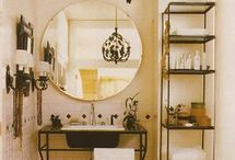 Interiors / I usually favour the transitional, feminine and monochromatic... with an emphasis on texture...  / by poshrita