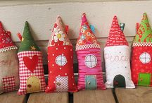 A Handmade Christmas / by Red Pepper Quilts
