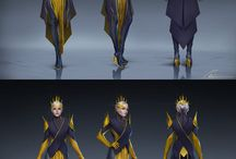 Futuristic Costume Inspiration