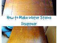 Table stain remover