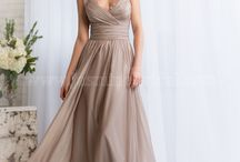 Our Bridesmaid Collections / We carry Belsoie, B2, Bill Levkoff, and Jasmine Occasions