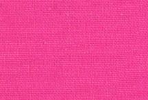 Pinks / our fabrics and textiles