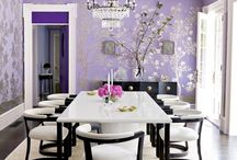 Delicious Dining Rooms / by Luxury Monograms