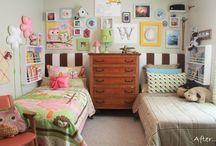 Kayla & Kendra / Room ideas