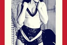- bettie page -