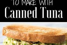 Tuna recipes