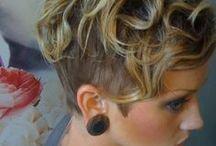 Hairstyles / Short haircuts