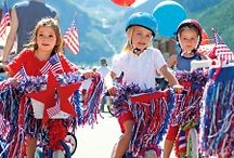 TR Kids Bike Parade / Ideas for TR Kids Bike Parade - Saturday, July 1st. 9:15am at TR Farmers Market. ..strollers, wagons and bikes welcomed!