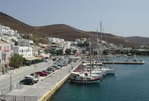Kythnos - Harbour