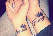 Tatuaggi io e te