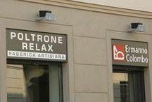 Poltrone letto a Lissone (Monza e Brianza) / Colombo Salotti produce direttamente diverse tipologie di poltrone che si aprono a letto con diversi rivestimenti (pelle, tessuto) e adatte come secondo letto per gli ospiti che per un uso quotidiano