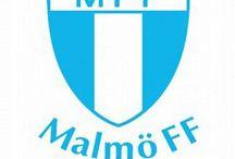 Malmö Fotbollsförening - MFF / Laget i mitt hjärta. Sveriges bästa fotbollslag genom tiderna.