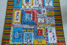 Dr Suess quilts / by Candy Benson Maroney