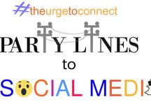 Party Lines  to Social Media Exhibit 2018 / #theurgetoconnect: From Party Lines to Social Media, that is our 2018 Special Exhibit here at The New Hampshire Telephone Museum. If you're in the area, stop by and check it out. We'll pin photos from the exhibit as the season progresses.