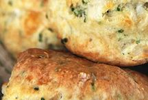Sourdough buns/ biscuits