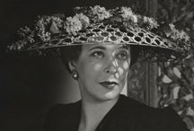 Lilly Daché / Amazing milliner...