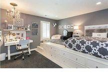 teen bedroom ideas for girls