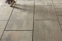 Genest Roof & Plaza Pavers / Slabs