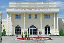 Cardinal Palace Centrum Konferencyjno - wypoczynkowe Klimki / Zdjęcia z najpiękniejszej sali weselnej i hotelu w okolicach Łukowa i Siedlec