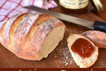 Artisan #Bread / by Shari | Tickled Red