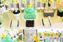 Party ideas / by Cindy Wakefield
