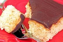 Cakes / by aly vander