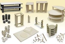 soportes para ceramica