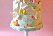 Confection cake