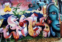 Murales & Graffiti