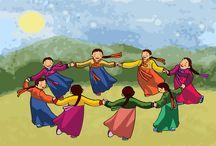 Korean Traditional Play