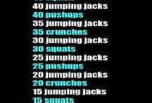 Ab workout! / by Bella