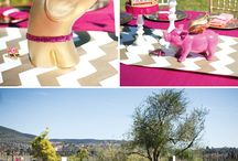 party decor / by Crystal Disho