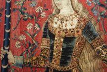 sztuka - arrasy i inne tkaniny