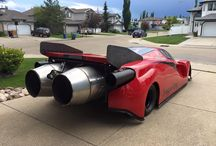 Badass car modifications / The most insane car modifications by the most insanely creative people on the planet