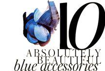 10 BEAUTIFUL SHADES OF BLUE