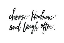 kindness and happiness