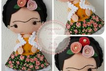 frida callo decoracao