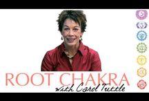 Root Chakra / Gyökér Csakra
