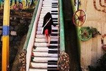 Lépcsők - inspirációk (Staircases)