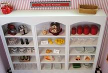 miniature soda shop
