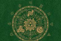 The Legend of zelda / Legend of Zelda