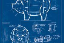 blueprints / schematics