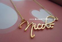 Κοσμήματα που θέλω να αγοράσω