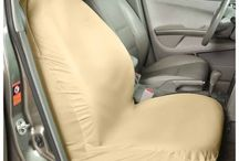Dog Seat Covers / We know that you love to take your dog on car rides with you and they love to go, but that doesn't mean you like the mess left in your vehicle. Keep your vehicle's interior looking like new with dog seat covers. No matter what type of vehicle you drive, there is a dog seat cover for you. Styles include dog car seat covers, cargo covers, bench seat covers for dogs, hammock seat covers, cargo mats & liners, bucket seat covers and custom dog seat covers.