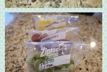 Freezer meals / Freezer meals for when baby arrives
