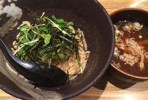 dipping noodles 'tsukemen'