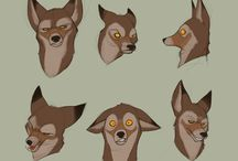 Lisy i Kojoty