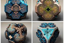 Sacred Geometry and Cosmology / by Different By Default